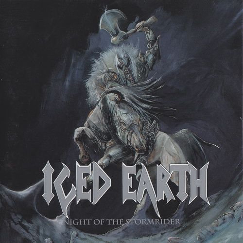 Iced Earth - Night of the Stormrider #metal #album #music
