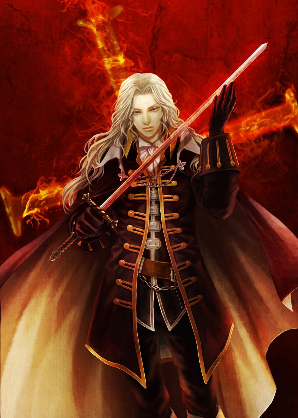 Image result for alucard castlevania