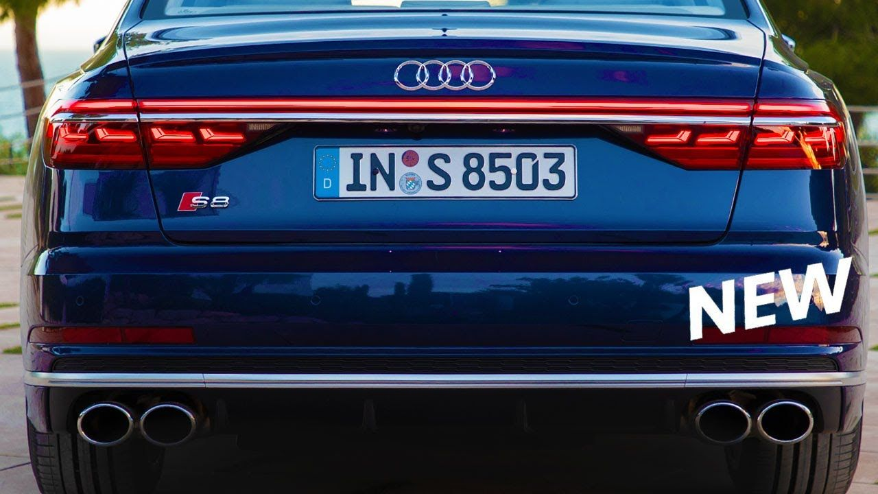 2020 Audi S8 The Most Luxurious Sports Limousine In The