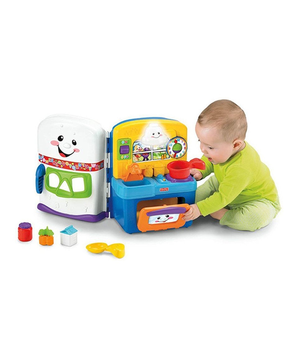 Look what I found on #zulily! Fisher-Price Learning Kitchen by ...