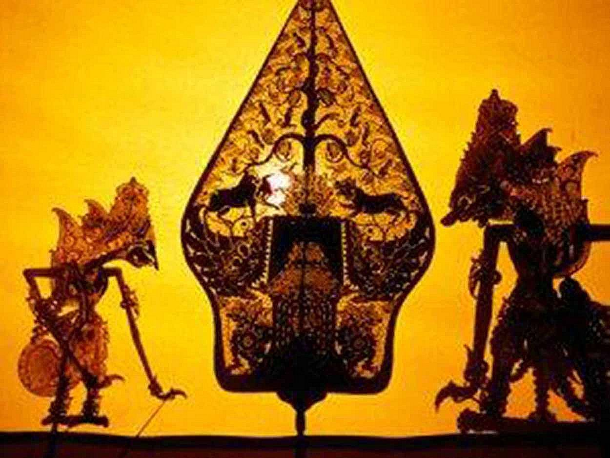 Cross Cultural Communications  Wayang Kulit Puppet Play  What a foreigner, me, could learn