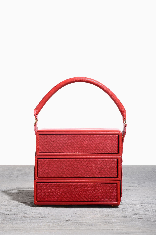 aa820c77baa7 Mitchell Bag w/ Snake by Gabriela Hearst | Handbags of the gods in ...