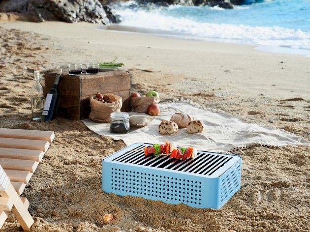 MON ONCLE PORTABLE GRILL BY RS BARCELONA