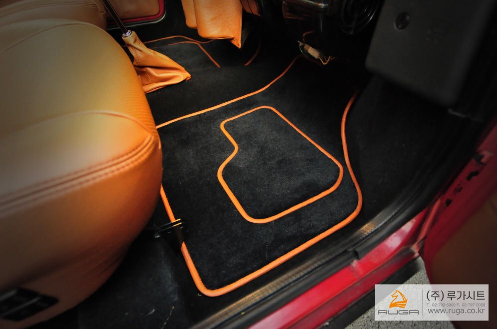 mini cooper gold diamond products black mats stitching floor with mat