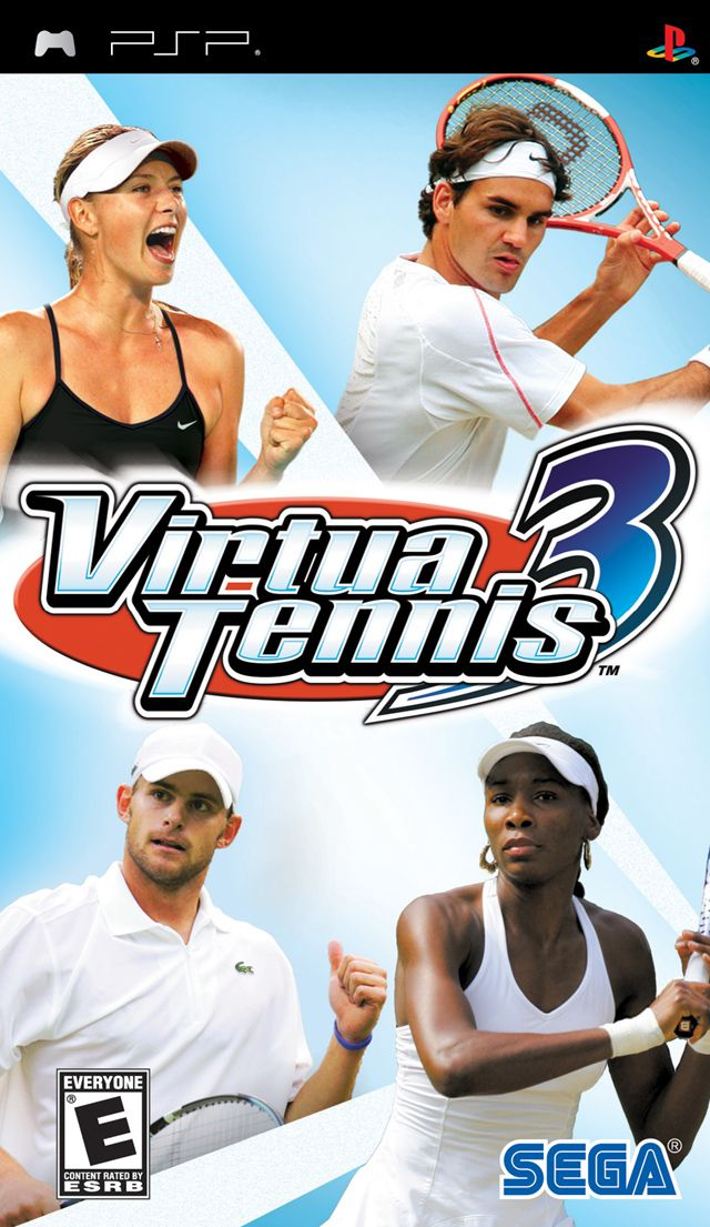 Virtua Tennis 3 New Video Games Sports Video Game Ps3 Games