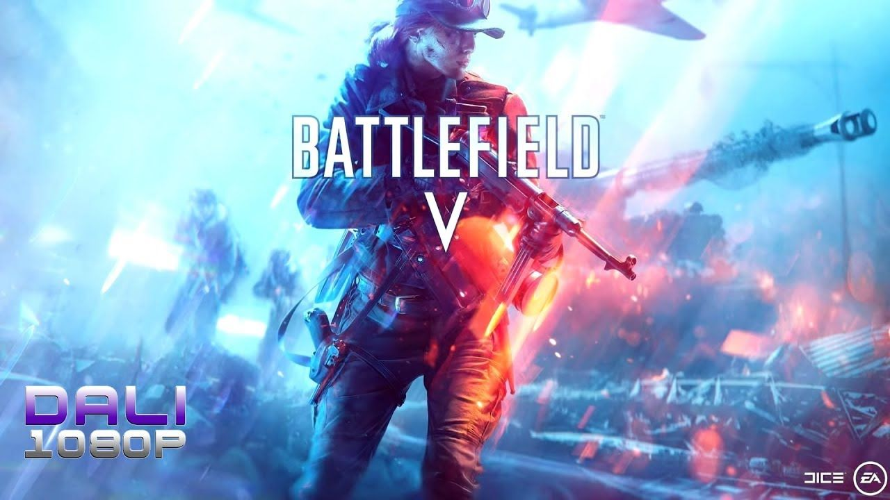 Battlefield V Open Beta Multiplayer Conquest Mode Bfv