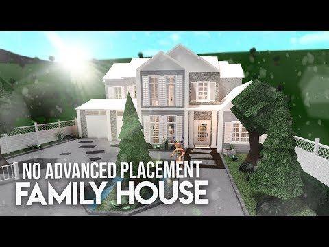 Pin By ᴀʟɪᴄᴇ On Bloxburg Houses Family House Building A House Modern Family House