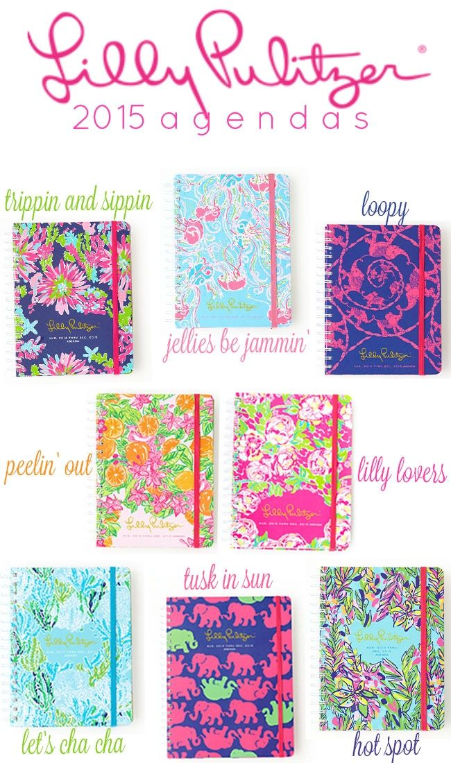 new lilly agendas   this blog also has a youtube review of