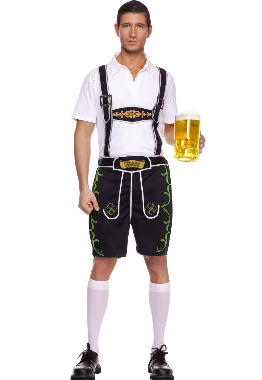 25233b62b6e Mens Lederhosen | Mens - Costumes | Lederhosen costume, Mens ...