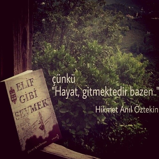 Instagram Post By Hikmet Anıl öztekin At Hikmetaniloztekin Elif