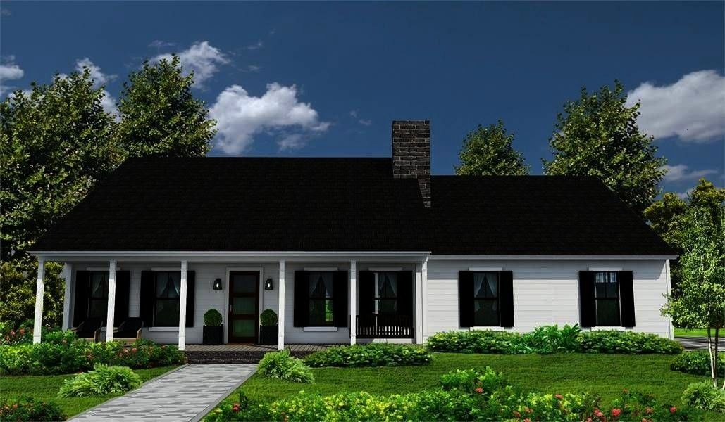 Sfbeautiful 3beautiful Wraparound Greensboro Mixtureone Affordable Beautiful Sprawling Ranch Style House Plans Ranch Style Homes Craftsman House Plans