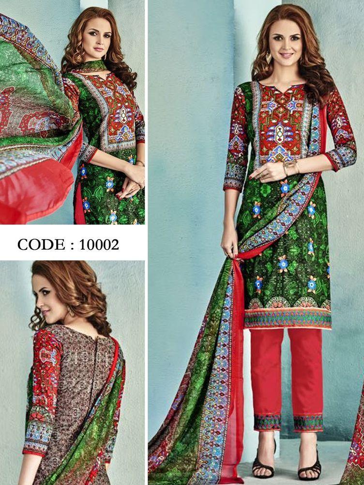 Indian Bollywood Salwar Suit Ethnic Pakistani New Designer Kameez Dress Anarkali #TanishiFashion