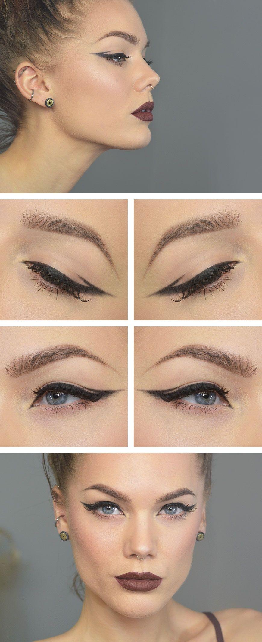 linda hallberg eyeliner