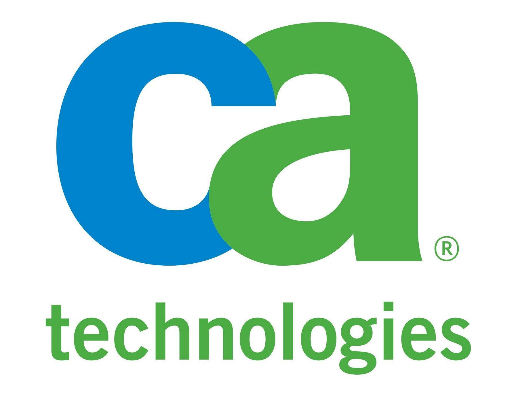 Ca Technologies Business Rewritten By Software Ca Technologies Portfolio Management Technology