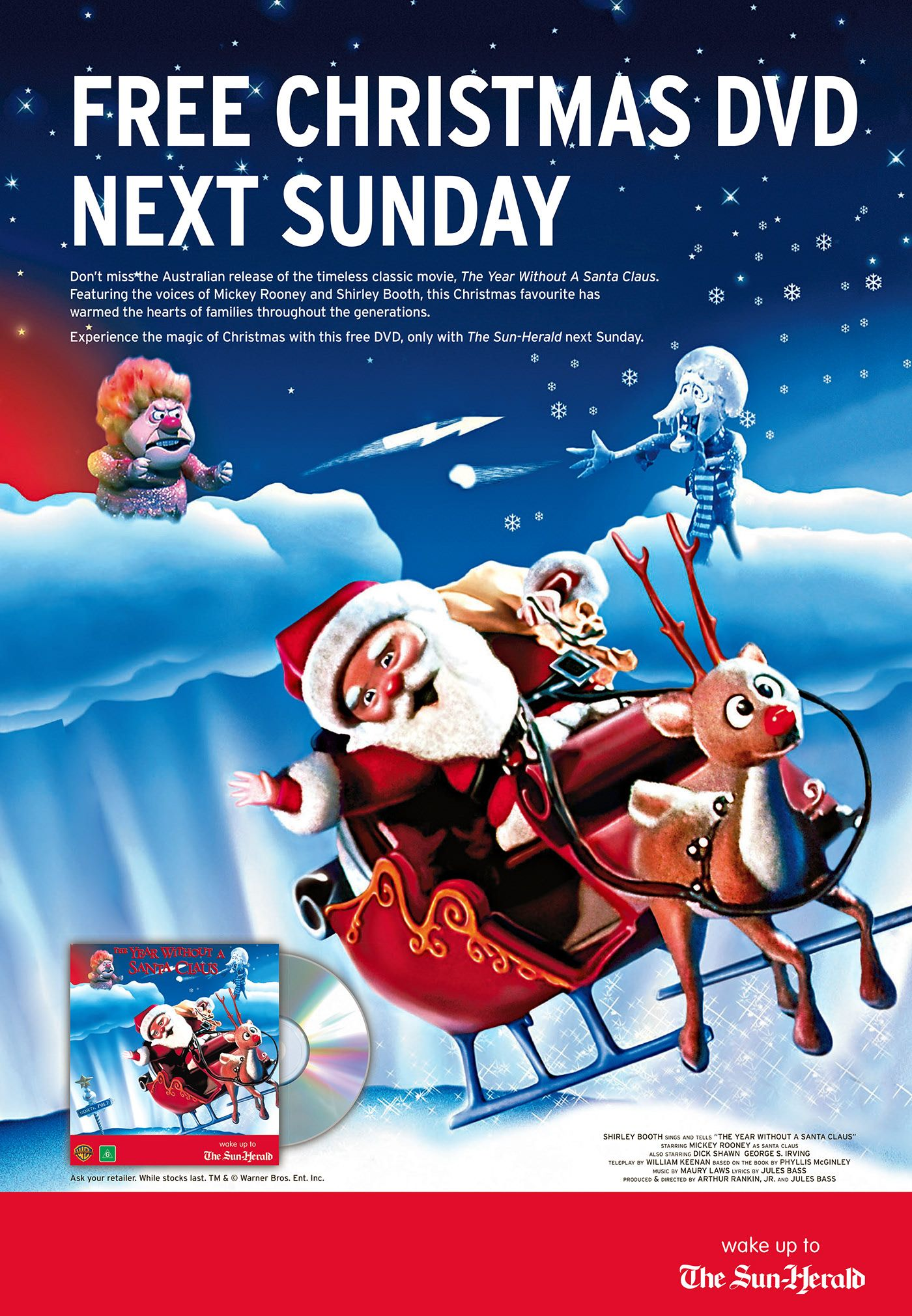 Lavinia Hartney on Behance A Year Without a Santa Claus