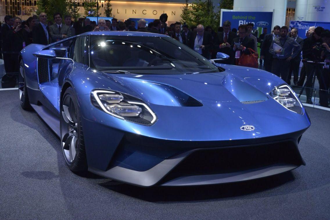 GT 2015 (con imágenes) Coches deportivos, Ford gt, Autos