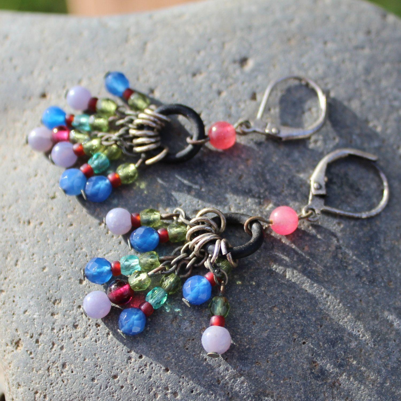 Chandeliers earrings bridal boho earrings gypsy earrings chandeliers earrings bridal boho earrings gypsy earrings hippie long earrings boho earring set earrings gypsy hippie earrings arubaitofo Gallery