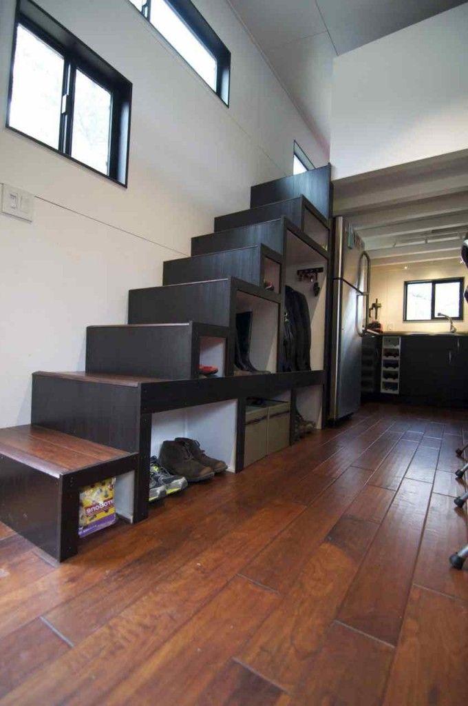 Best Modern Under Stairs Storage And Photos Modern Stairs 400 x 300