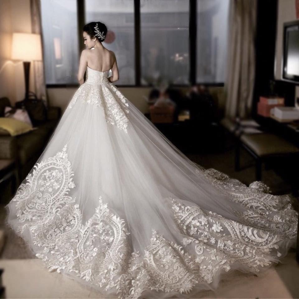 Best Wedding Gowns 2015: Wedding Gown By Yefta Gunawan
