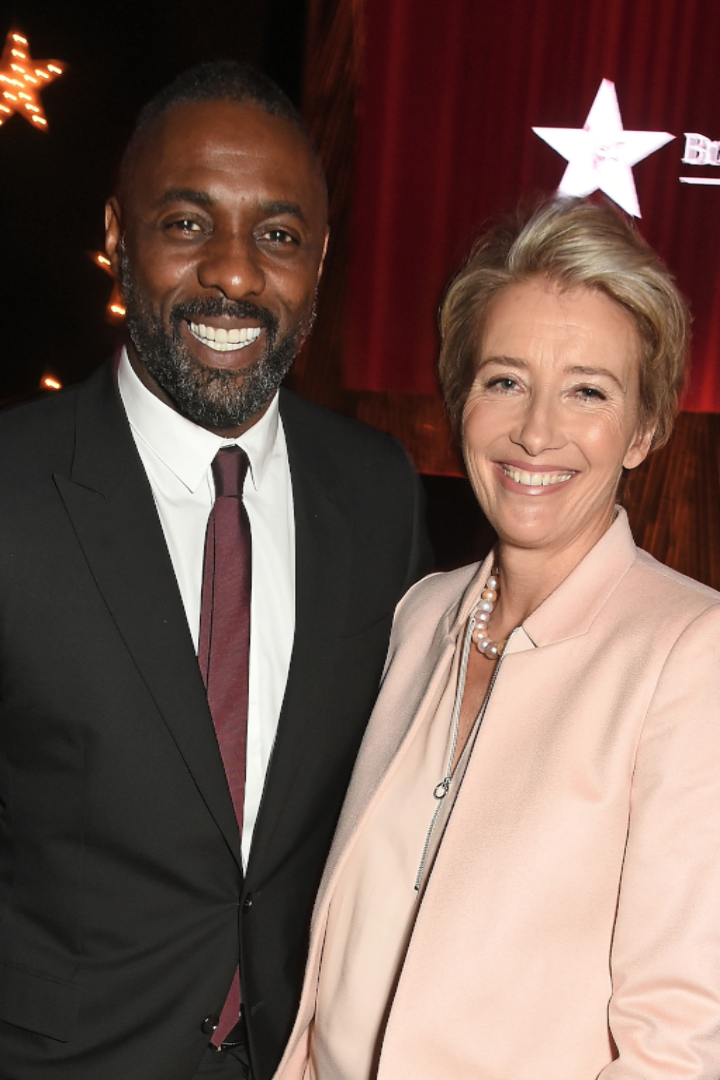 Idris Elba Was Everyone's Favourite at the Evening Standard Film Awards