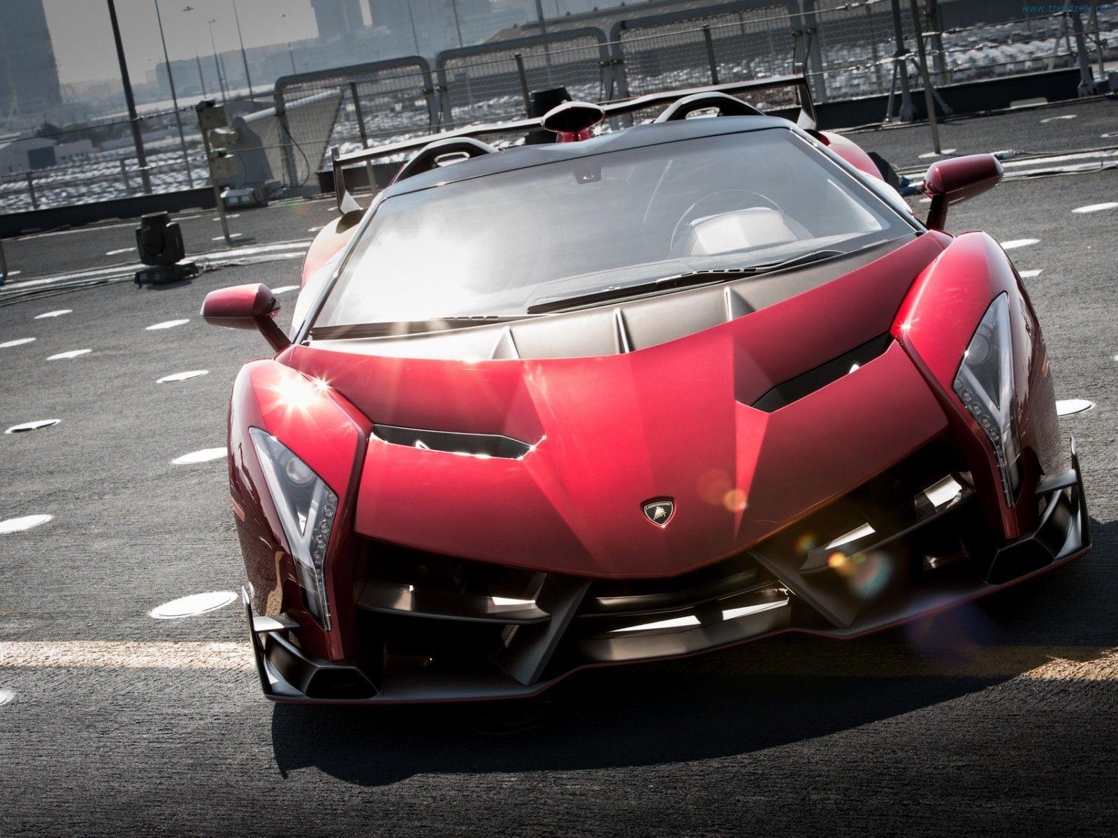 Incroyable Lamborghini Veneno Roadster Hd Wallpaper