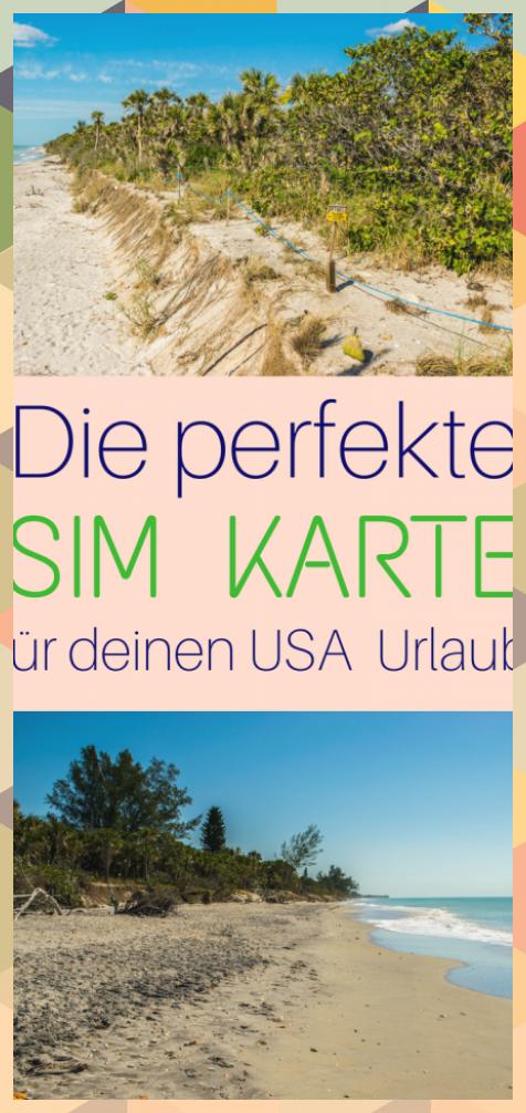 Die Perfekte Sim Karte Fur Deinen Usa Urlaub Deinen Die Fur Karte Perfekte Sim Urlaub Usa In 2020 Amerika Reisen Urlaub Florida Usa Reise