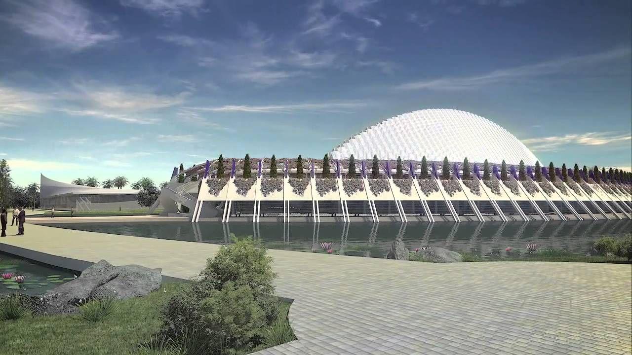 Florida Polytechnic University Calatrava