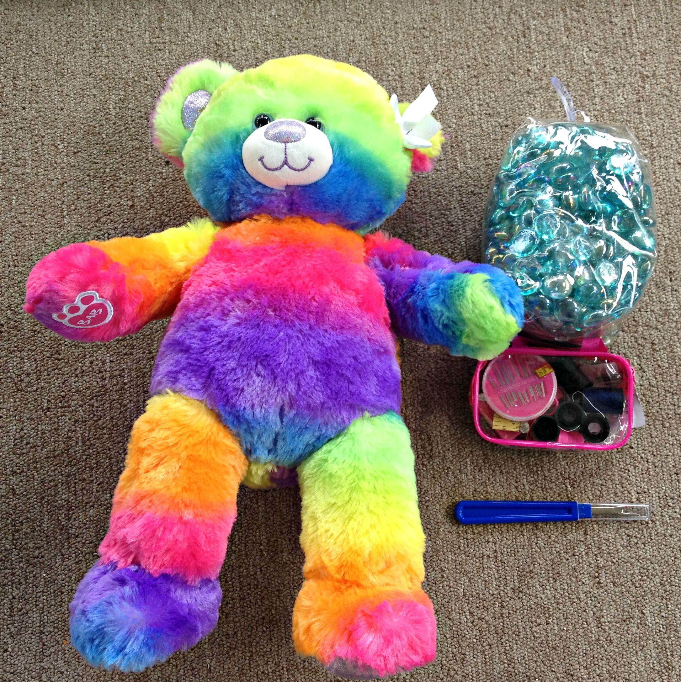 How To Make A Weighted Stuffed Animal Pediatric Ot Pinterest