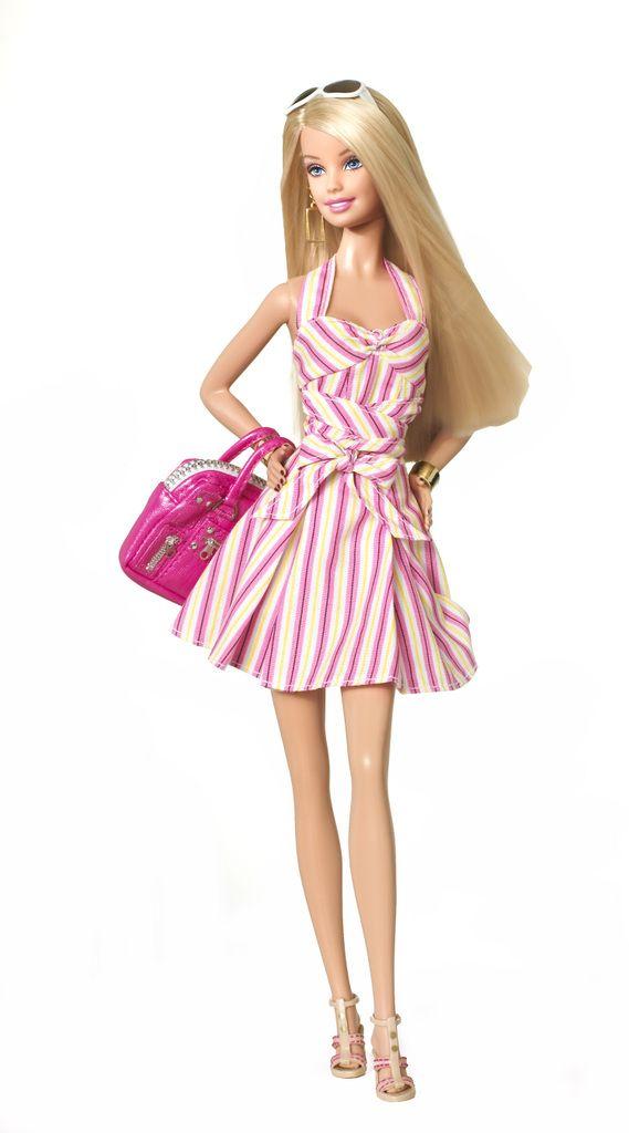 HOT PINK SHOPPER BARBIE | Barbie | Pinterest | Barbie, Muñecas y ...
