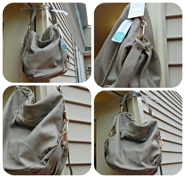 I Think M In Love With This Bag A Lot Need It Er For Grey Bags Becca Urban Expressions Sylvia Front Zip Crossbody Tote 68 Schfix