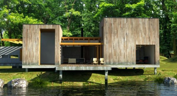 The Modernist Cabin