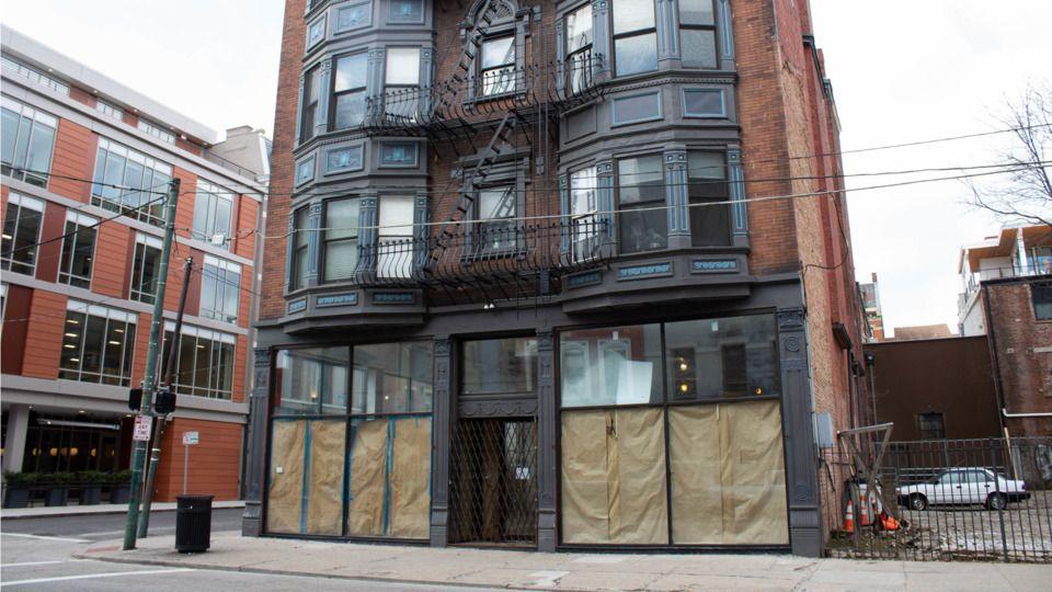The Restaurant Group Known For Eateries Like Bakersfield The Eagle And Currito Are Working On A Cincinnati Restaurants Cincinnati Italian Restaurant