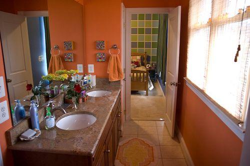 Jack  Jill Bathroom Shared bathroom, Bath design and Kid bathrooms