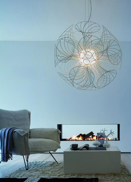 Modern Pendant Lamp by Lucente-Vita Lamp - Modern Homes Interior Design and Decorating Ideas on Decodir