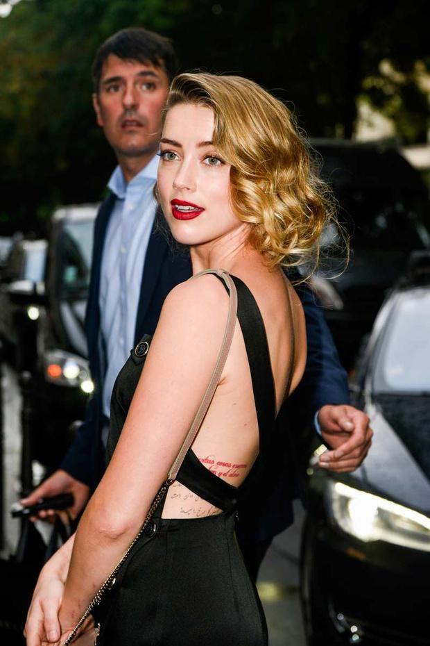 [VOGUE NEWS] Amber por Johnny Depp, Angelina por Billy Bob... Tatuarse por amor, ¿sí o no? http://bit.ly/1HZZskJ