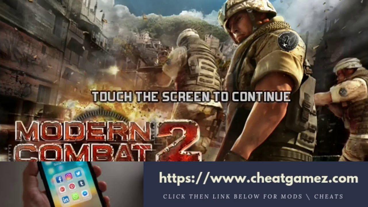 Modern Combat 2 Black Pegasus Download Apkdata | Ollie Sherman