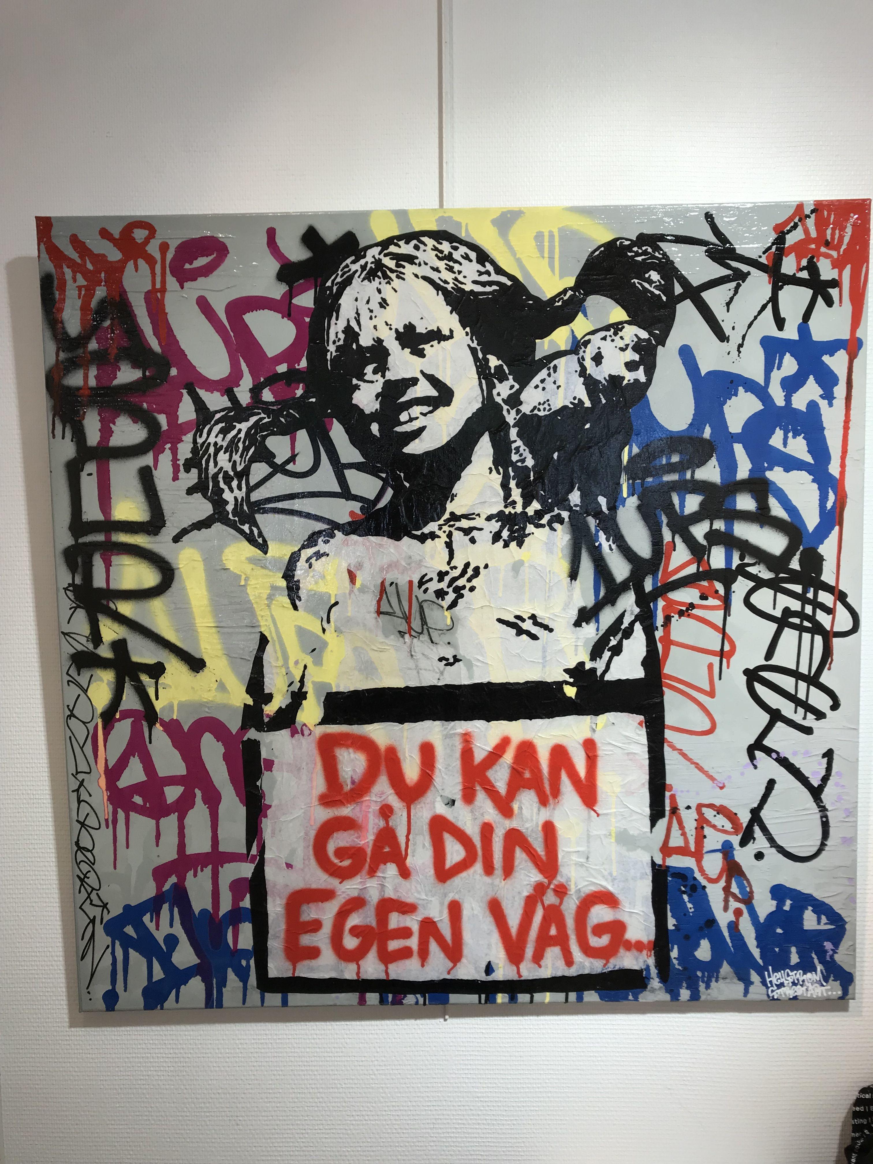 hellström street art