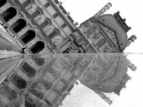 reflect by franklumix, via Flickr