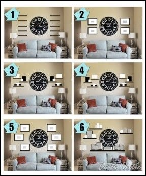 Large Collage Picture Frames For Wall Ideas On Foter Wall Decor Living Room Big Wall Decor Room Wall Decor