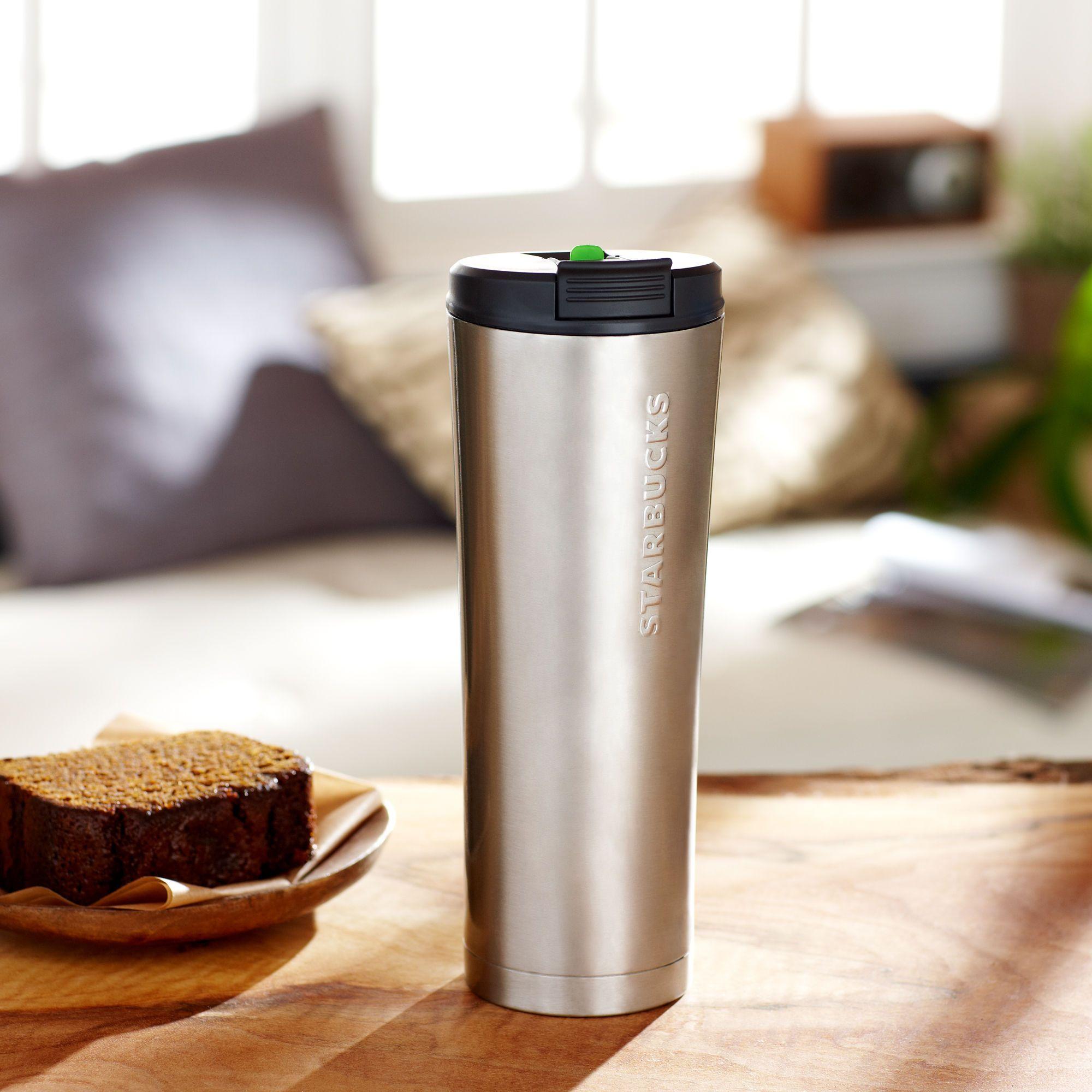 Starbucks® Stainless Steel Sipping Tumbler, 20 fl oz