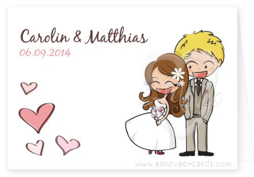 Original Wedding Invitation By E Moveo Cards Hochzeitskarte Invito Matrimonio Originale Comic Stil Stile Fum Partecipazioni Nozze Matrimonio Idee Per Matrimoni
