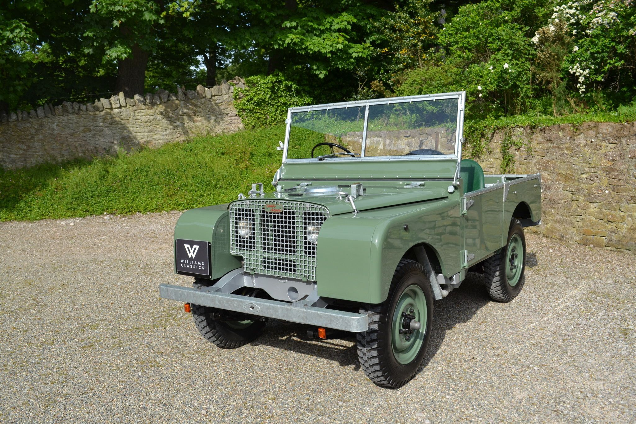 defender high truck landrover restored fusion pickup luxury rover motors sale vehicles land capacity for
