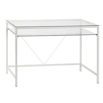 White Glass Desk At Big Lots Glass Desk L Shaped Corner Desk White Glass