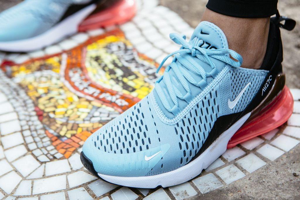 reputable site c6d39 1a468 Nike Air Max 270s | shoes | Shoes, Shoes sneakers, White ...