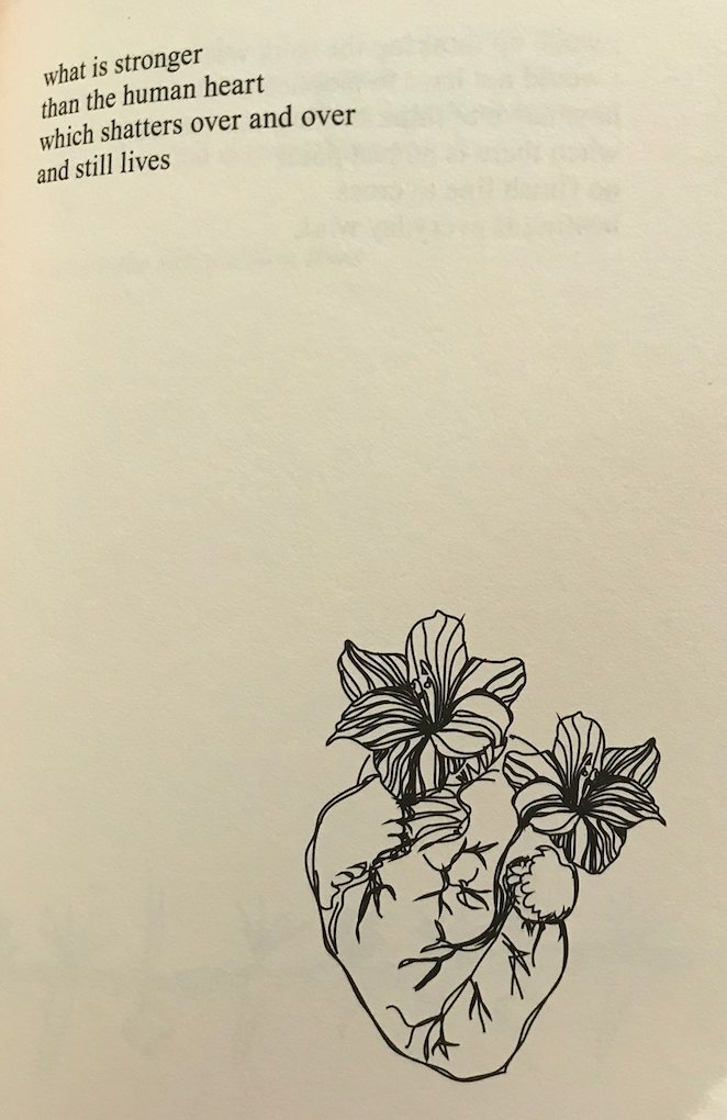 poems from rupi kaur s new book the sun and her flowers that