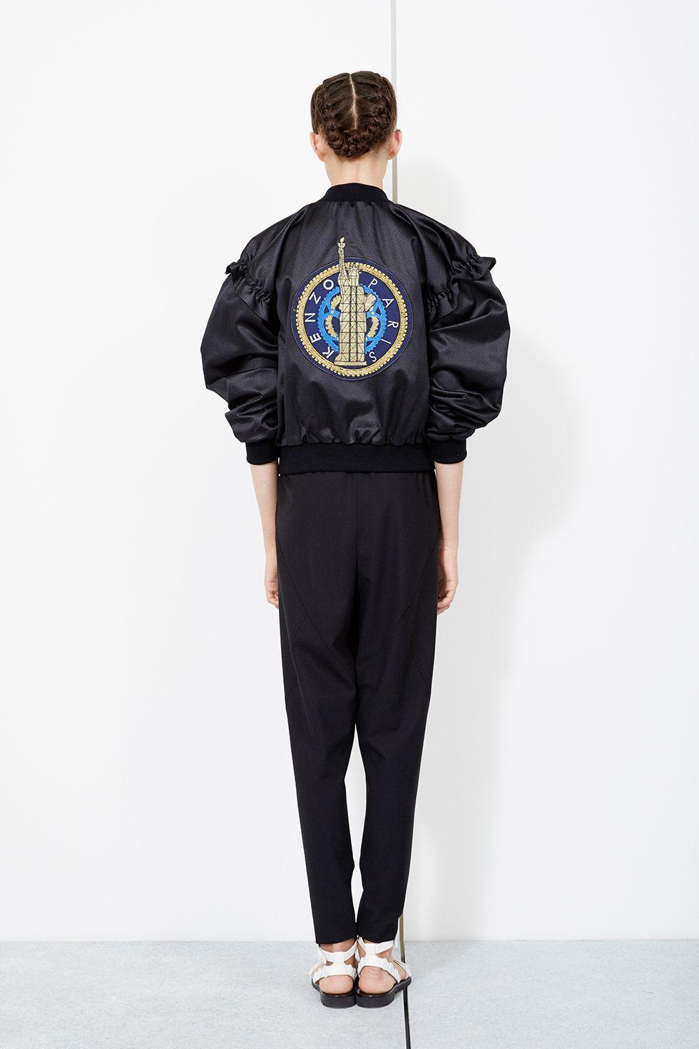 d453bcf94c Kenzo Liberty Jacket - Kenzo Coats & Jackets Women - Kenzo E-shop ...