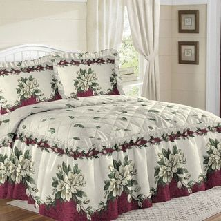 Shop for Melissa Quilted Bedspread. Get free delivery at Overstock.com - Your Online Fashion Bedding Outlet Store! Get 5% in rewards with Club O!