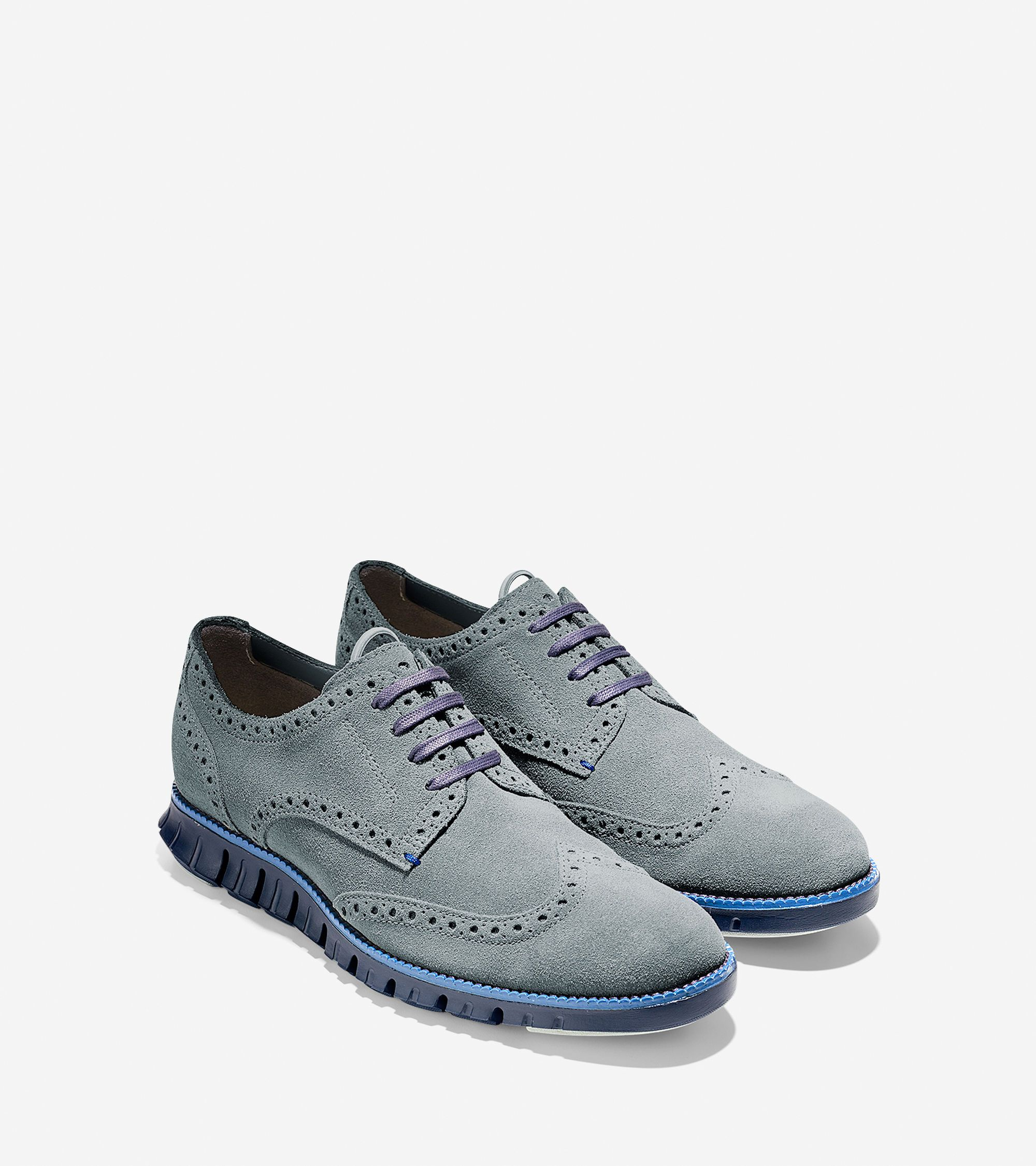 b9897d375ad ZERØGRAND Deconstructed Wingtip | Zapatos | Oxford shoes, Shoes ...