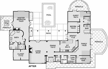 Wheelchair User Friendly Accessible House Plans Accessible House Handicap Accessible Home