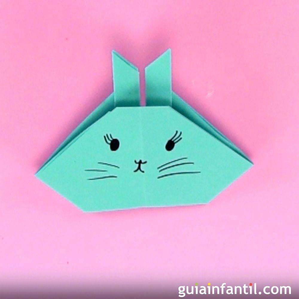 Pin En Origami Para Ninos